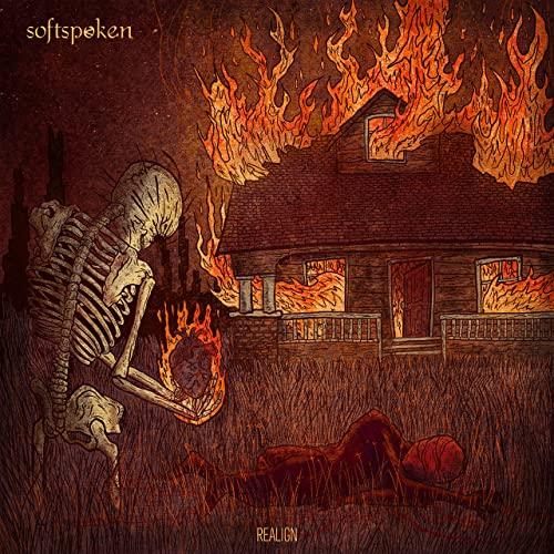 SOFTSPOKEN - Realign cover