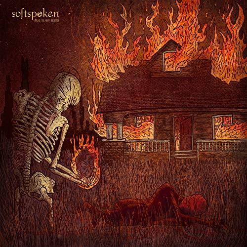 SOFTSPOKEN - Where The Heart Belongs cover
