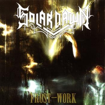 SOLAR DAWN - Frost-Work cover