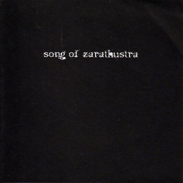 SONG OF ZARATHUSTRA - Bote Des Zorns cover