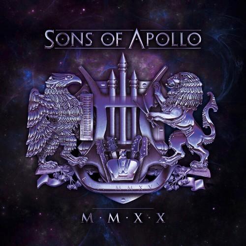 SONS OF APOLLO - MMXX cover