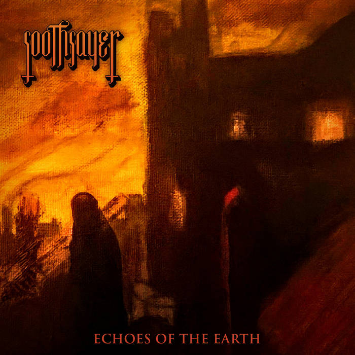 SOOTHSAYER - Echoes Of The Earth cover