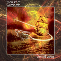 SOUND OF SILENCE - Spiritual Journey cover