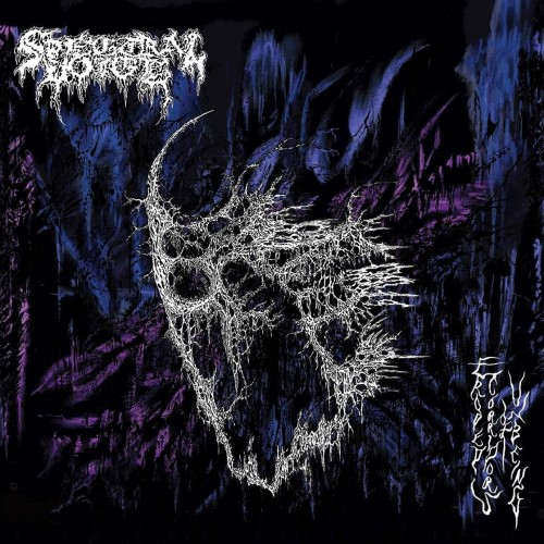 SPECTRAL VOICE - Eroded Corridors of Unbeing cover