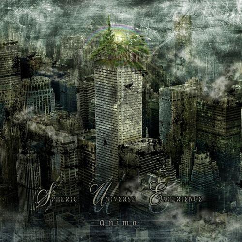 SPHERIC UNIVERSE EXPERIENCE - Anima cover