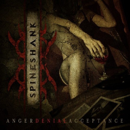 SPINESHANK - Anger Denial Acceptance cover
