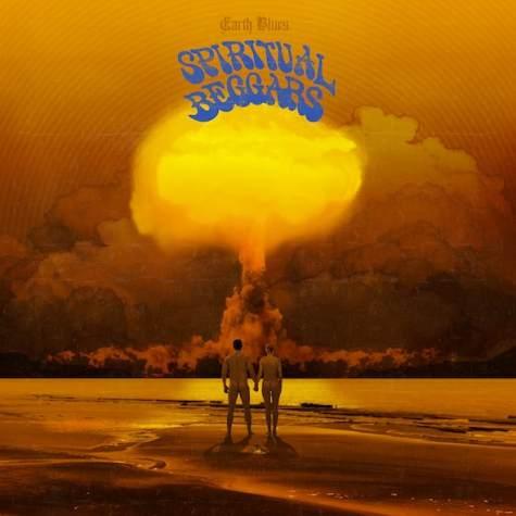 SPIRITUAL BEGGARS - Earth Blues cover