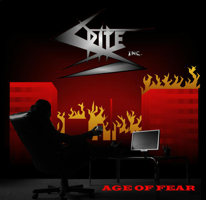 SPITE INC. - Age Of Fear cover