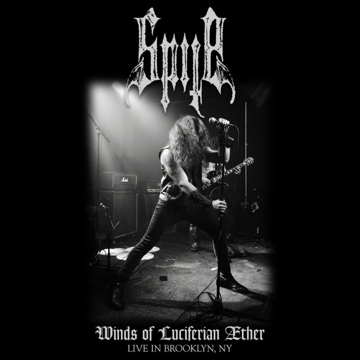 SPITE (NY) - Winds Of Luciferian Æther cover