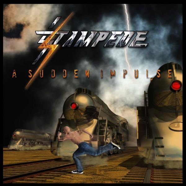 STAMPEDE - A Sudden Impulse cover