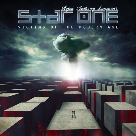 STAR ONE - Victims of the Modern Age cover