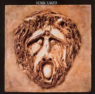 STARK NAKED - Stark Naked cover
