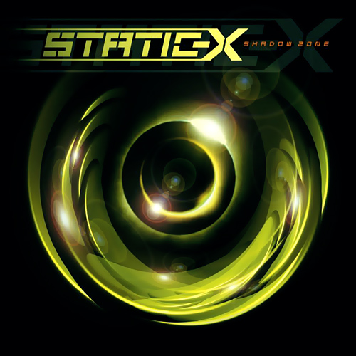 STATIC-X - Shadow Zone cover