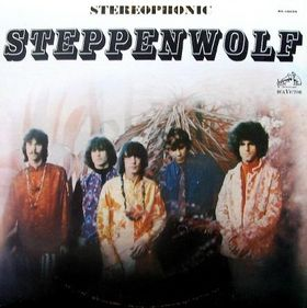 STEPPENWOLF - Steppenwolf cover