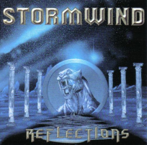 STORMWIND - Reflections cover