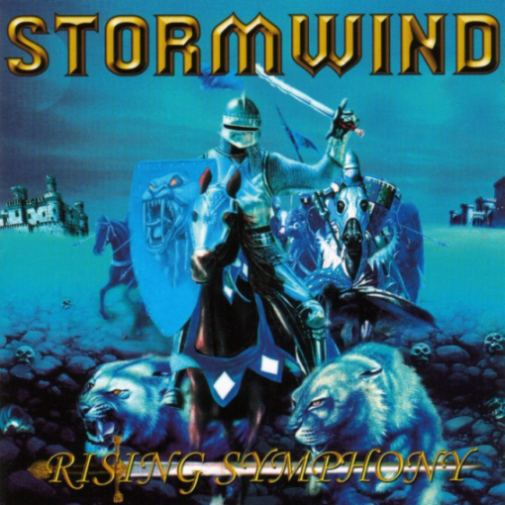 STORMWIND - Rising Symphony cover