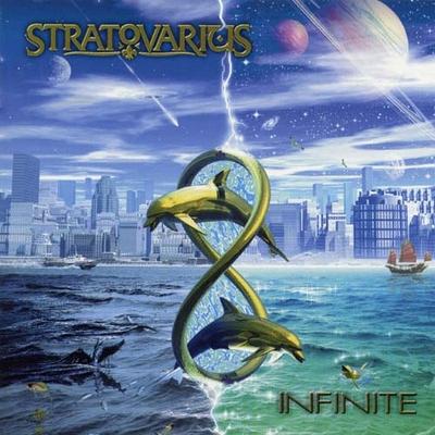 STRATOVARIUS - Infinite cover