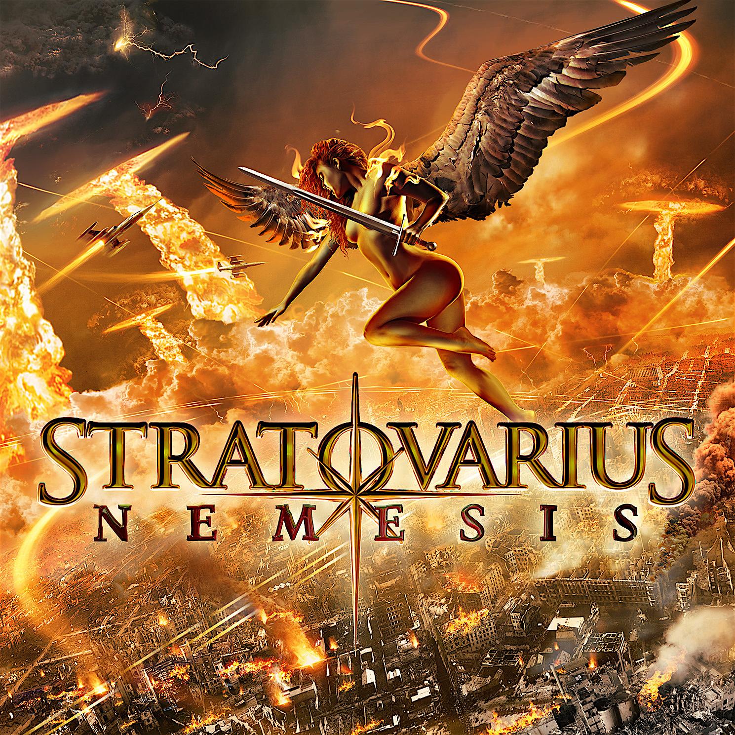 STRATOVARIUS - Nemesis cover