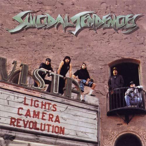 SUICIDAL TENDENCIES - Lights... Camera... Revolution! cover