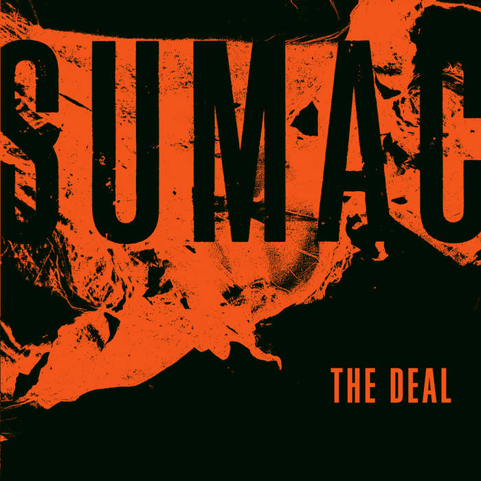 SUMAC - The Deal cover