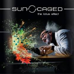 SUN CAGED - The Lotus Effect cover
