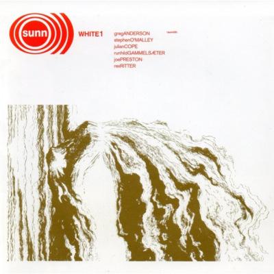 SUNN O))) - White1 cover