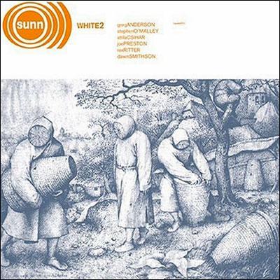 SUNN O))) - White2 cover