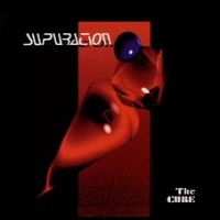 SUPURATION - The Cube cover