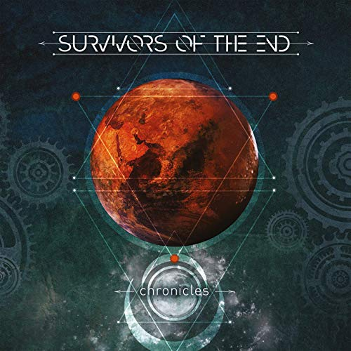 SURVIVORS OF THE END - Chronicles cover