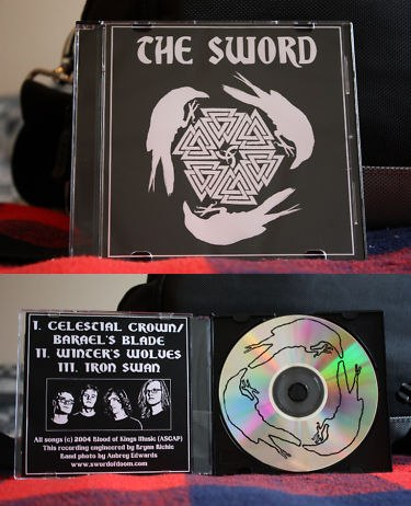THE SWORD - Demo 2004 cover
