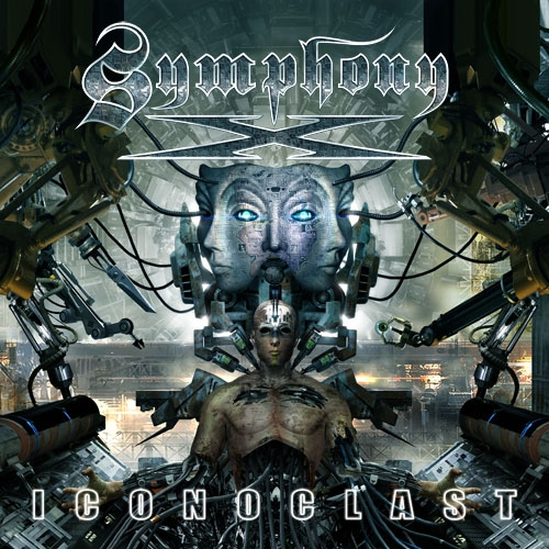 SYMPHONY X - Iconoclast cover