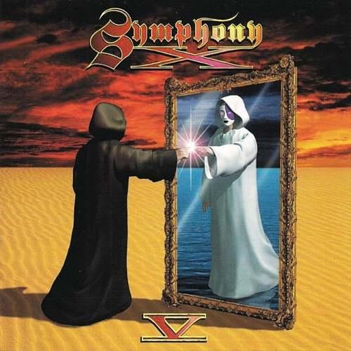 SYMPHONY X - V: The New Mythology Suite cover
