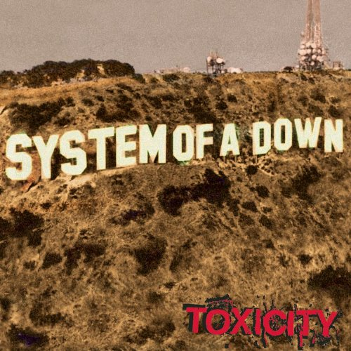 SYSTEM OF A DOWN - Toxicity cover