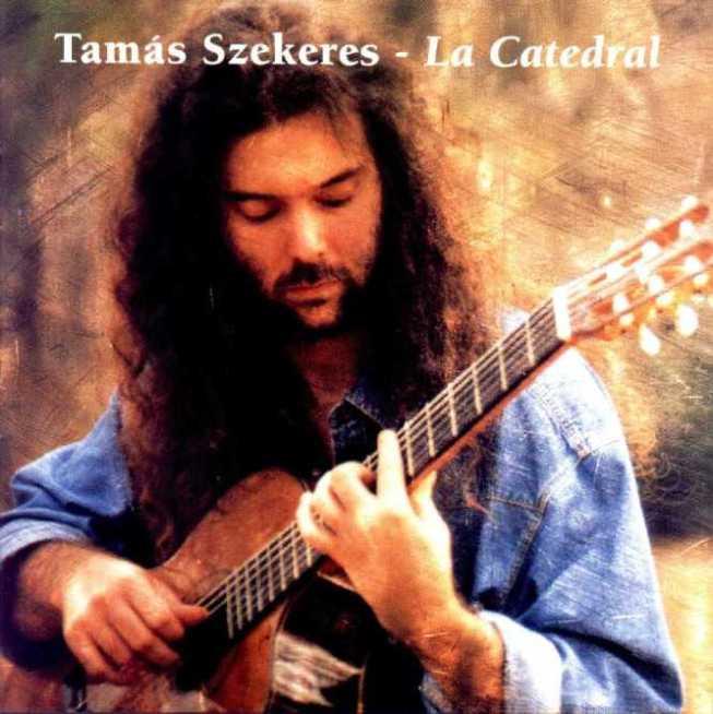 TAMÁS SZEKERES - La Catedral cover
