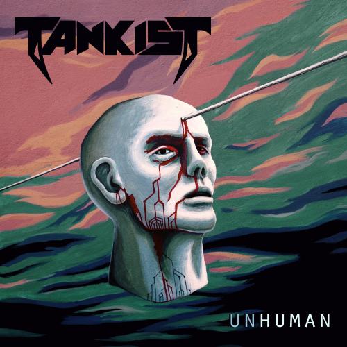 TANKIST - Unhuman cover