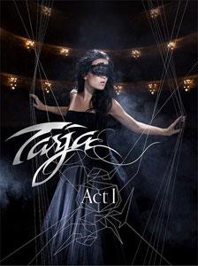 TARJA - Act I cover