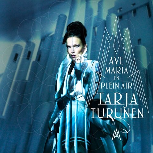 TARJA - Ave Maria – En Plein Air cover