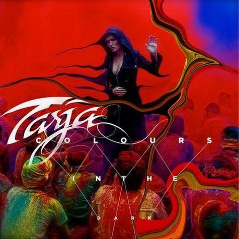TARJA - Colours in the Dark cover