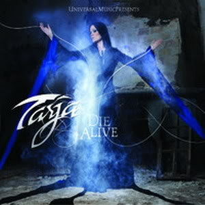 TARJA - Die Alive cover