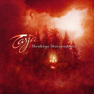 TARJA - Henkäys Ikuisuudesta cover