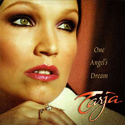 TARJA - One Angel's Dream cover
