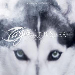 TARJA - The Seer EP cover