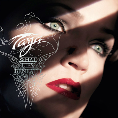 TARJA - What Lies Beneath cover