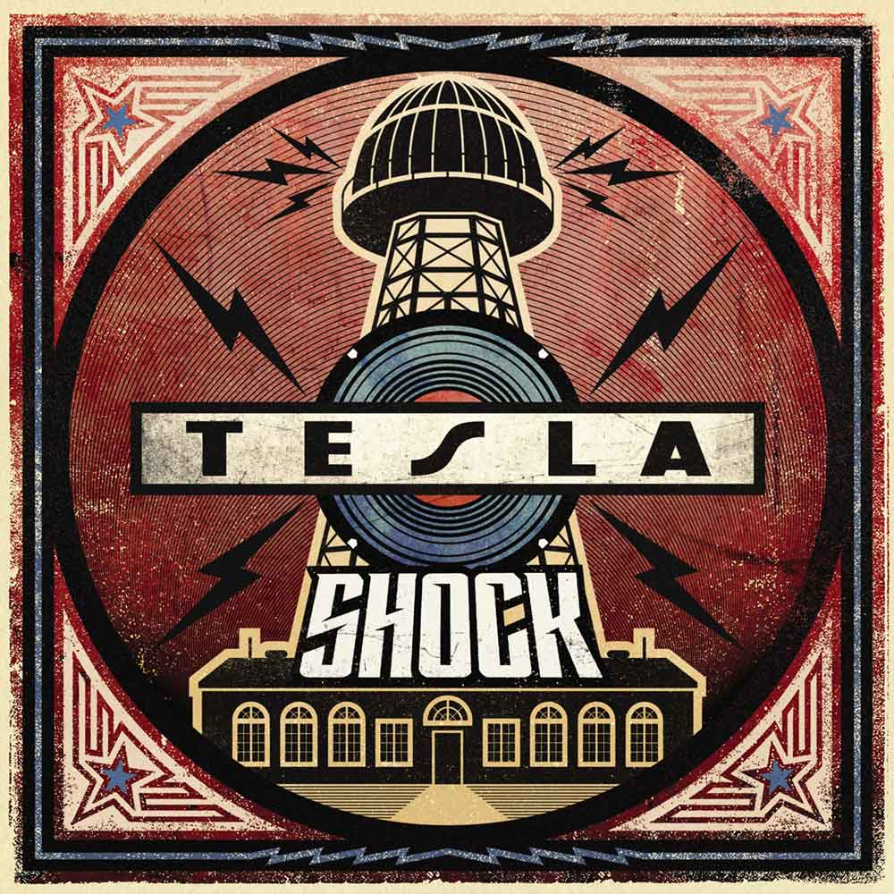 TESLA - Shock cover