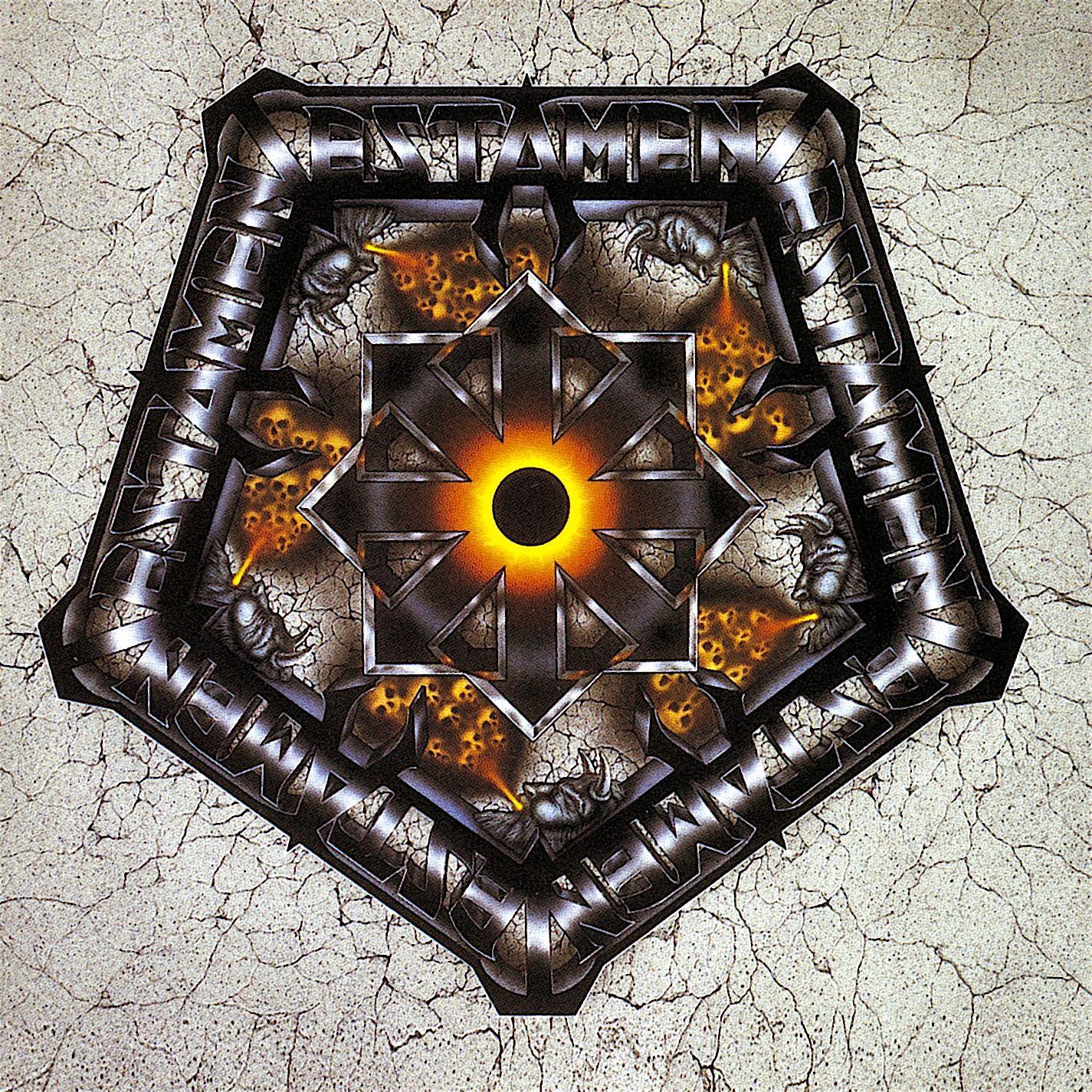 TESTAMENT - The Ritual cover