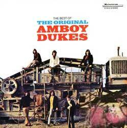 THE AMBOY DUKES - The Best of the Original Amboy Dukes cover