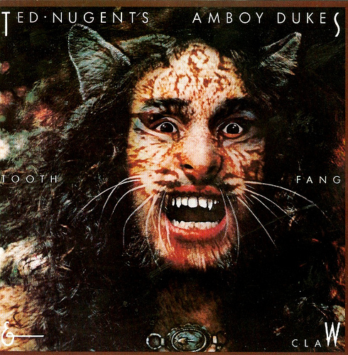 THE AMBOY DUKES - Tooth Fang & Claw cover