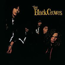 THE BLACK CROWES - Shake Your Money Maker cover