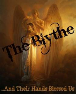 THE BLYTHE - And Their Hands Blessed Us cover