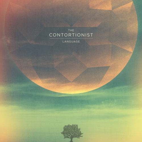 THE CONTORTIONIST - Language cover